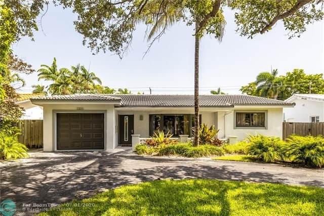 1305 Washington St, Hollywood, FL 33019 (MLS #F10236354) :: Green Realty Properties