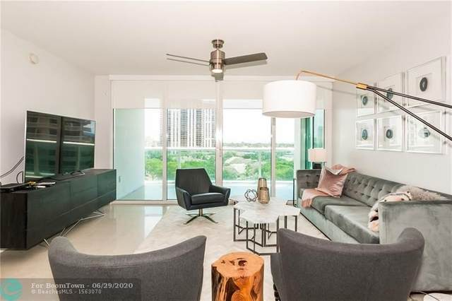 19400 Turnberry Way #721, Aventura, FL 33180 (MLS #F10236370) :: United Realty Group