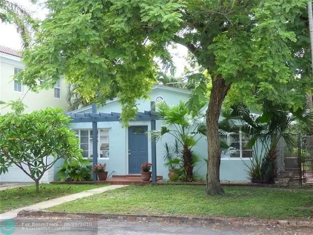 1222 NE 14th Ave, Fort Lauderdale, FL 33304 (MLS #F10236375) :: Patty Accorto Team