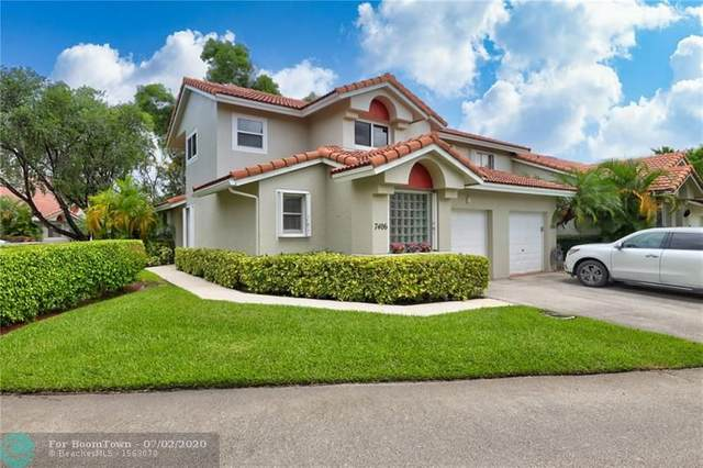 7406 Pinewalk Dr 21-5, Margate, FL 33063 (MLS #F10236389) :: Castelli Real Estate Services