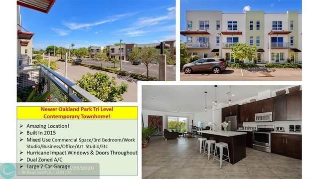 111 NE 43rd St, Oakland Park, FL 33334 (#F10236407) :: Posh Properties