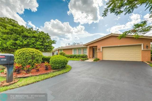 1744 NW 104th Ave, Coral Springs, FL 33071 (MLS #F10236432) :: Green Realty Properties