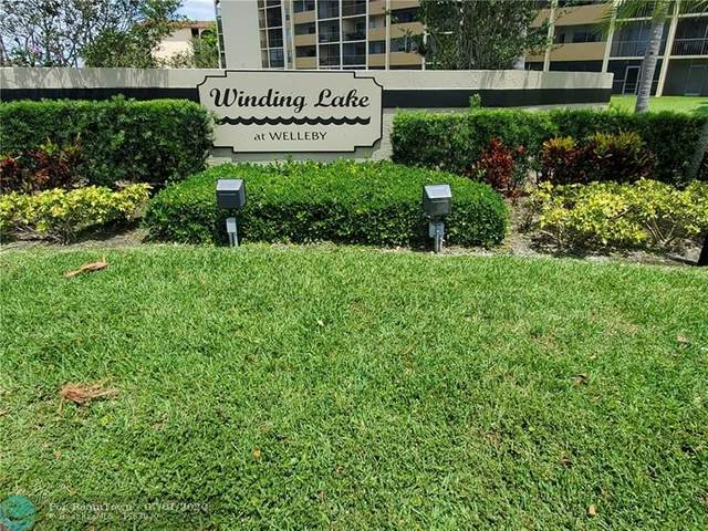 10055 Winding Lake Rd #103, Sunrise, FL 33351 (MLS #F10236474) :: Patty Accorto Team