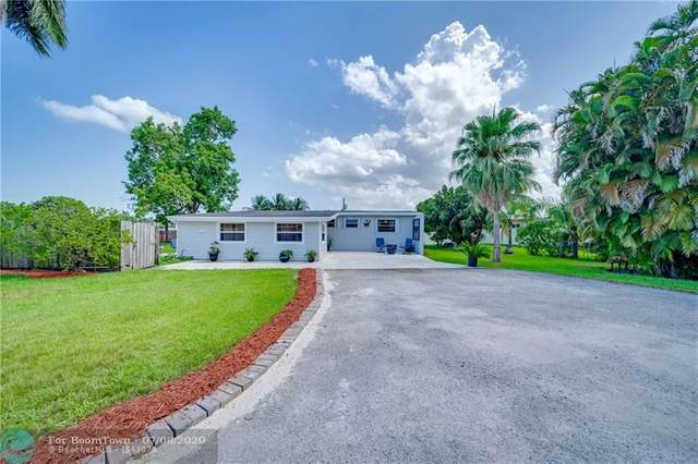6941 SW 57th St, Davie, FL 33314 (MLS #F10236492) :: Green Realty Properties