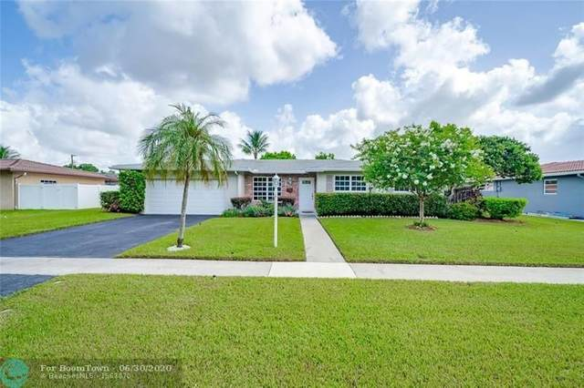 6721 Peters Rd, Plantation, FL 33317 (MLS #F10236506) :: Lucido Global