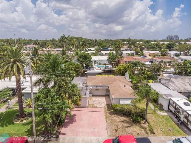 1301 Avocado Isle, Fort Lauderdale, FL 33315 (MLS #F10236512) :: Cameron Scott  at RE/MAX