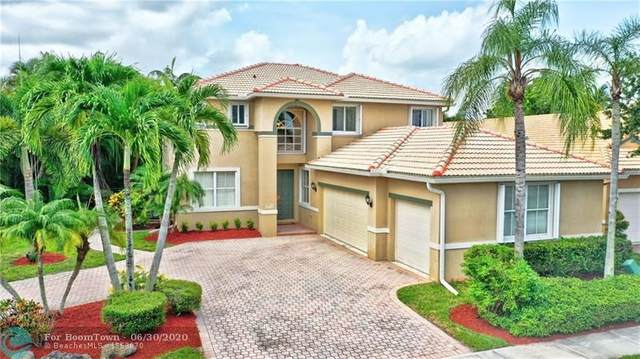 12140 NW 52nd Ct, Coral Springs, FL 33076 (MLS #F10236517) :: Berkshire Hathaway HomeServices EWM Realty