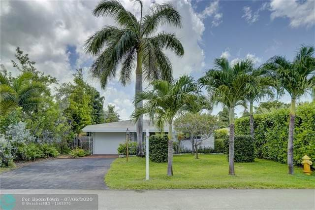 111 NE 47th St, Oakland Park, FL 33334 (MLS #F10236528) :: Berkshire Hathaway HomeServices EWM Realty