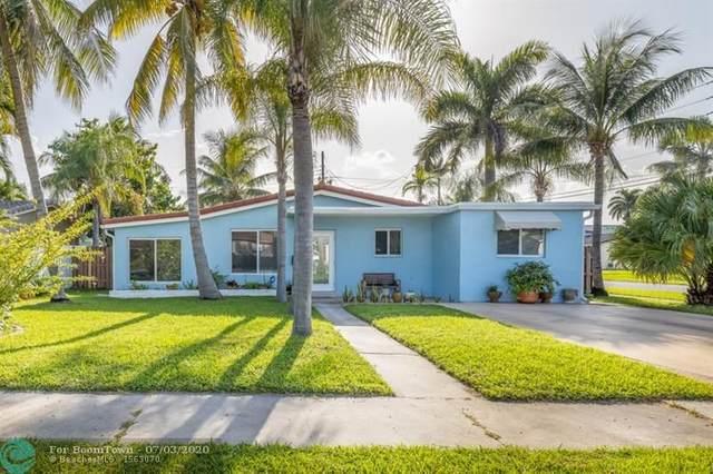 1124 N 13th Ter, Hollywood, FL 33019 (MLS #F10236538) :: Green Realty Properties