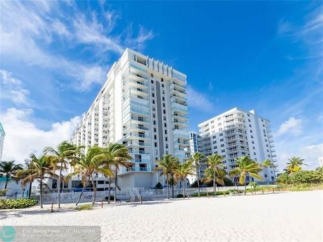 1000 S Ocean Blvd 5E, Pompano Beach, FL 33062 (MLS #F10236580) :: Castelli Real Estate Services