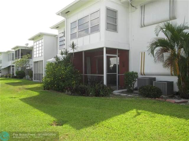 251 S Golf Blvd #186, Pompano Beach, FL 33064 (MLS #F10236586) :: Lucido Global