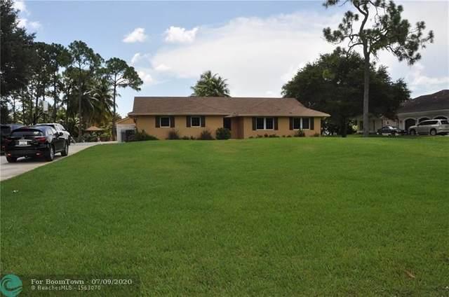 6306 NW 74th Ter, Parkland, FL 33067 (MLS #F10236594) :: Berkshire Hathaway HomeServices EWM Realty