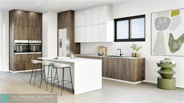 1212 NE 1 A, Fort Lauderdale, FL 33301 (MLS #F10236601) :: Berkshire Hathaway HomeServices EWM Realty