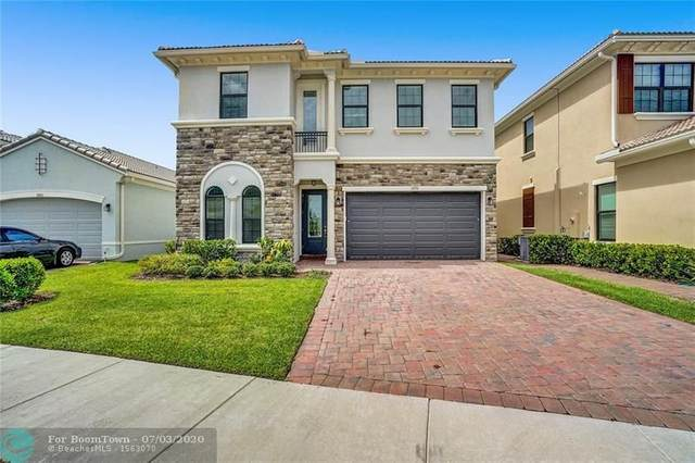 8890 NW 37th Dr, Coral Springs, FL 33065 (MLS #F10236656) :: Castelli Real Estate Services