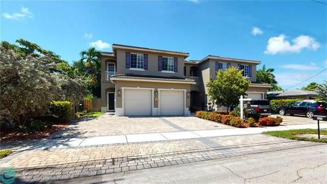 632 NE 20 #632, Wilton Manors, FL 33305 (MLS #F10236667) :: THE BANNON GROUP at RE/MAX CONSULTANTS REALTY I