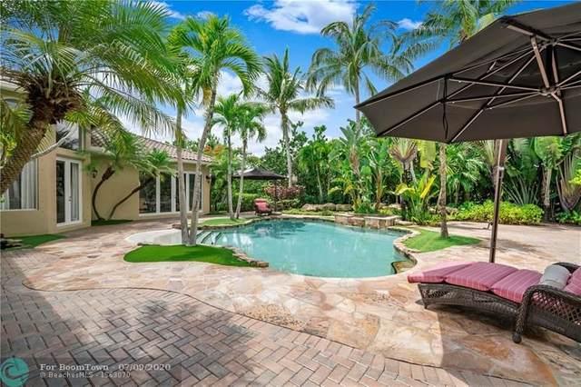 7096 NW 127th Way, Parkland, FL 33076 (MLS #F10236670) :: Berkshire Hathaway HomeServices EWM Realty