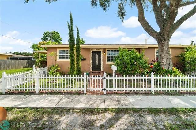 7491 Sheridan St, Hollywood, FL 33024 (MLS #F10236673) :: Green Realty Properties