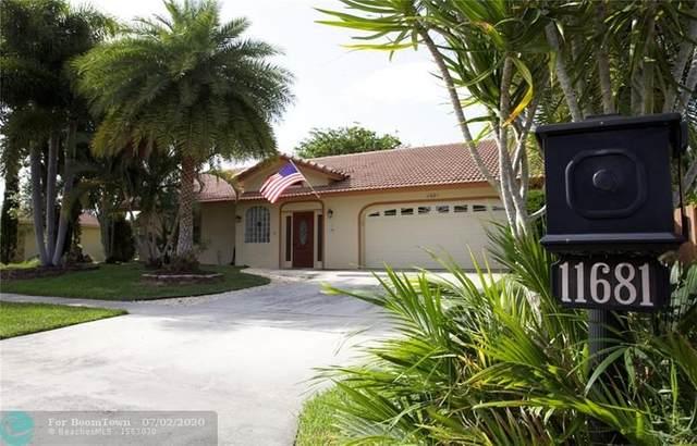 11681 Turnstone Dr, Wellington, FL 33414 (MLS #F10236701) :: Green Realty Properties