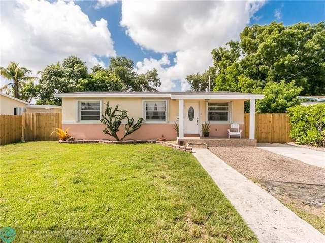 6408 Franklin St, Hollywood, FL 33024 (MLS #F10236742) :: Green Realty Properties