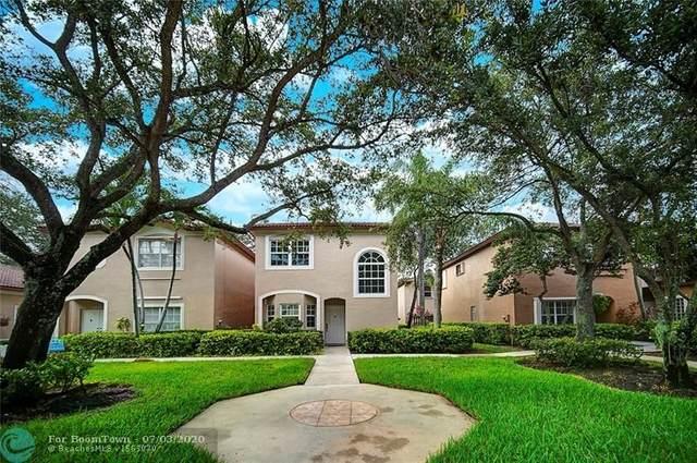 16023 Emerald Cove Rd #16023, Weston, FL 33331 (MLS #F10236750) :: Green Realty Properties