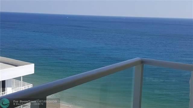 1000 S Ocean Blvd 18-O, Pompano Beach, FL 33062 (MLS #F10236752) :: Castelli Real Estate Services