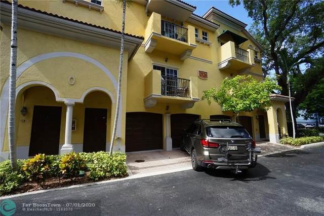 2524 SW 14th Ave #903, Fort Lauderdale, FL 33315 (MLS #F10236775) :: Green Realty Properties