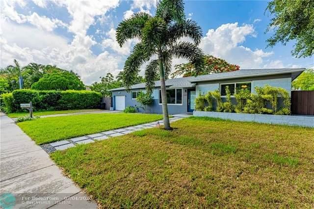 3361 SW 20th St, Fort Lauderdale, FL 33312 (MLS #F10236778) :: Green Realty Properties