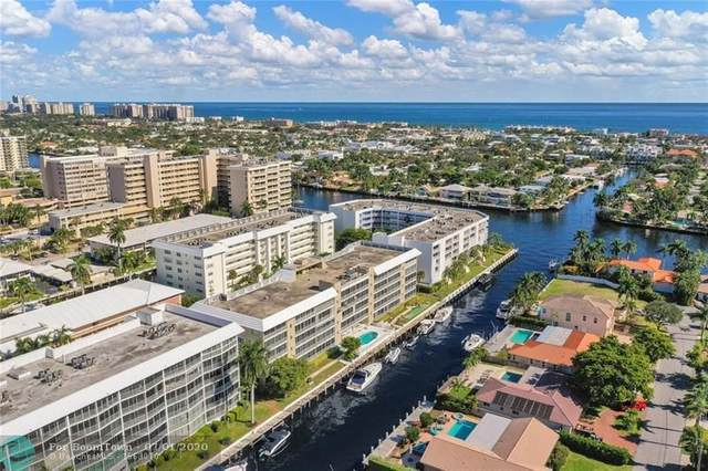 3080 NE 47th Ct #404, Fort Lauderdale, FL 33308 (MLS #F10236782) :: Berkshire Hathaway HomeServices EWM Realty