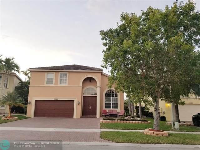 9852 Woolworth Ct, Wellington, FL 33414 (MLS #F10236841) :: Green Realty Properties