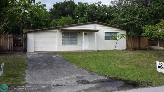 5727 Hope St, Hollywood, FL 33023 (MLS #F10236876) :: Green Realty Properties