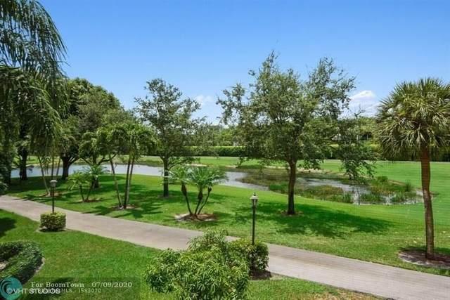 7194 Promenade Drive #201, Boca Raton, FL 33433 (MLS #F10236884) :: Berkshire Hathaway HomeServices EWM Realty