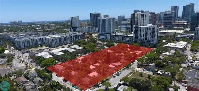 440 NE 1st Ave, Fort Lauderdale, FL 33301 (#F10236901) :: The Rizzuto Woodman Team