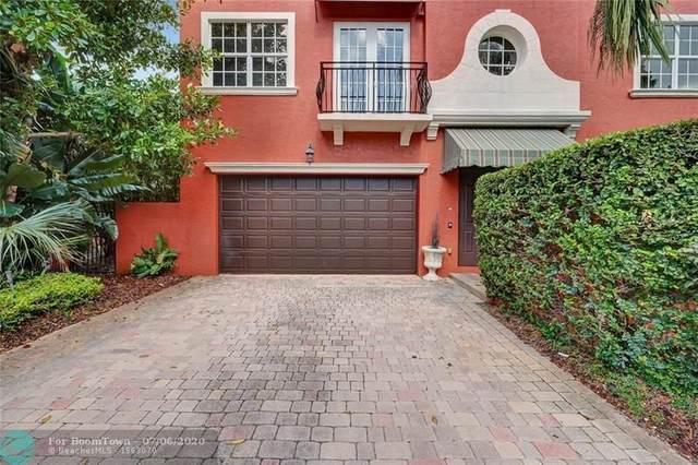 1831 NE 26TH AV #1831, Fort Lauderdale, FL 33305 (MLS #F10236920) :: Green Realty Properties