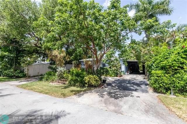 1709 NE 17th Ave, Fort Lauderdale, FL 33305 (MLS #F10236929) :: Patty Accorto Team