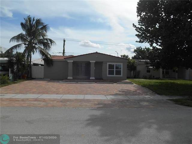 270 NE 51st St, Oakland Park, FL 33334 (#F10236936) :: Ryan Jennings Group