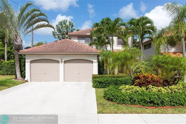 641 NW 38th Ave, Deerfield Beach, FL 33442 (MLS #F10236992) :: Berkshire Hathaway HomeServices EWM Realty
