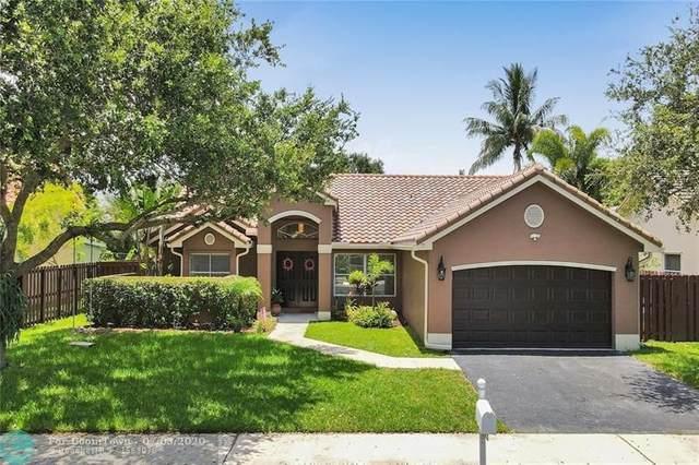 12606 SW 9TH PL, Davie, FL 33325 (MLS #F10237018) :: Castelli Real Estate Services