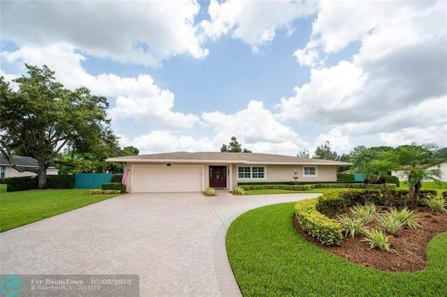 11981 Hermitage Dr, Plantation, FL 33325 (MLS #F10237019) :: Green Realty Properties