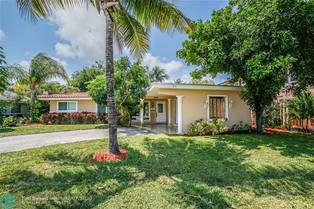5831 NE 22nd Way, Fort Lauderdale, FL 33308 (MLS #F10237040) :: Berkshire Hathaway HomeServices EWM Realty
