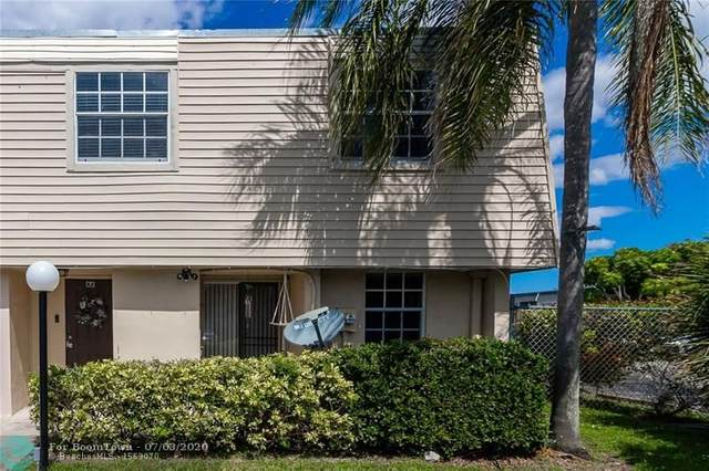 6601 Winfield Blvd A-6, Margate, FL 33063 (#F10237124) :: Ryan Jennings Group