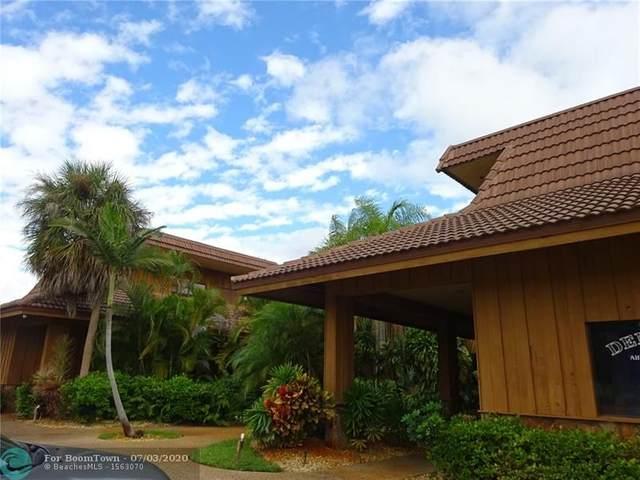 6610 N University Dr J, Tamarac, FL 33321 (MLS #F10237135) :: Berkshire Hathaway HomeServices EWM Realty
