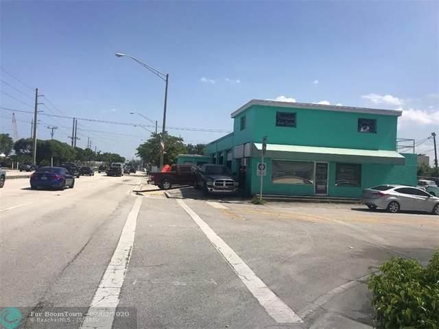 4531 Powerline Rd, Oakland Park, FL 33309 (MLS #F10237163) :: Berkshire Hathaway HomeServices EWM Realty
