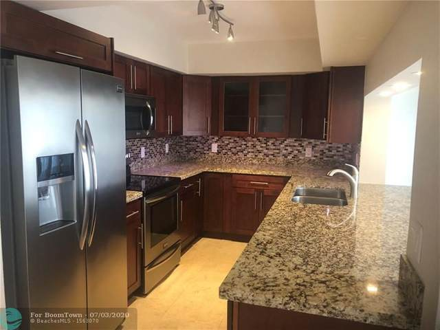 861 SE 22nd Ave #4, Pompano Beach, FL 33062 (MLS #F10237214) :: Berkshire Hathaway HomeServices EWM Realty