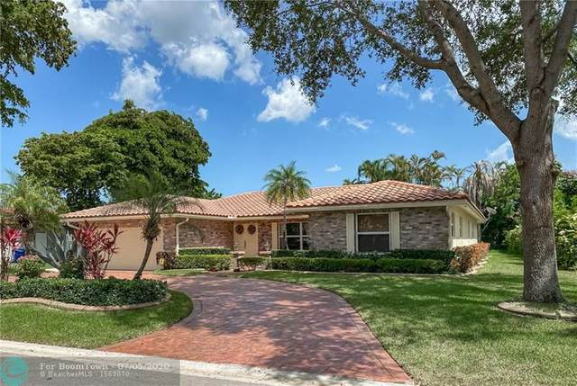 453 NW 101st Ave, Coral Springs, FL 33071 (MLS #F10237239) :: Green Realty Properties