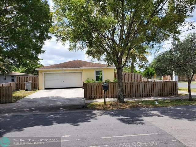 2928 NW 2nd St, Pompano Beach, FL 33069 (MLS #F10237260) :: Castelli Real Estate Services