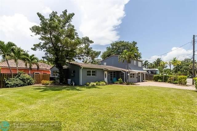900 Orange Isle, Fort Lauderdale, FL 33315 (MLS #F10237274) :: Green Realty Properties