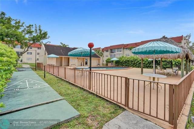 2600 W Sunrise Lakes Dr #212, Sunrise, FL 33322 (MLS #F10237276) :: Berkshire Hathaway HomeServices EWM Realty