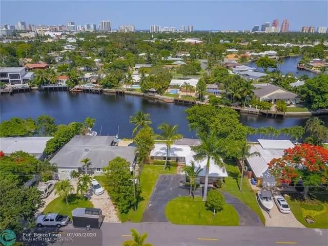 1949 Coral Gardens Dr, Wilton Manors, FL 33306 (MLS #F10237290) :: Patty Accorto Team