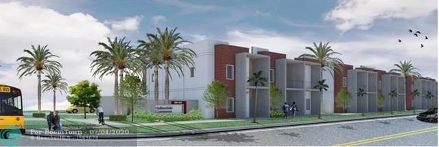 309 Foster Rd #4, Hallandale, FL 33009 (#F10237294) :: Ryan Jennings Group