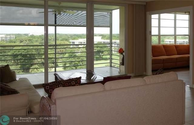 575 Oaks Ln #901, Pompano Beach, FL 33069 (MLS #F10237308) :: Castelli Real Estate Services